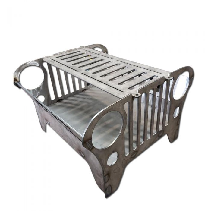 Jeep Steel Fire Pit