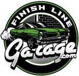 Finish Line Garage Logo